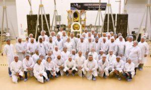 Iridium Boosts Production