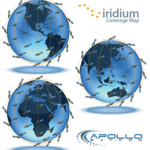 Apollo Iridium Next Constellation