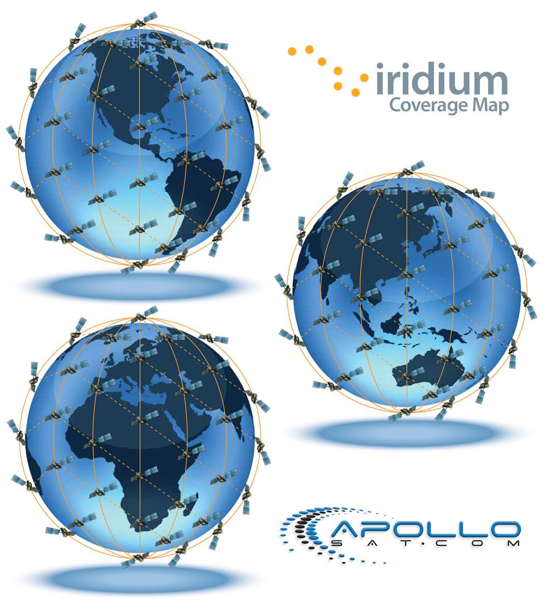 Apollo Iridium Next Constellation