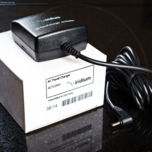 Iridium ACTC0901 AC Travel Wall Charger 9575 PTT 9555 9505A