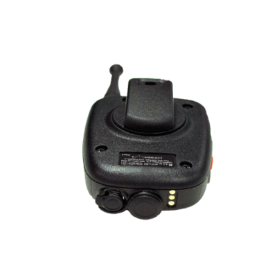 BEAM Push-to-talk Wireless Handset - Product Back Down Angle Image