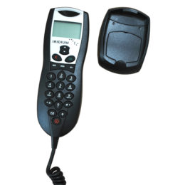 BEAM Intelligent Handset - Product And Cradle Image