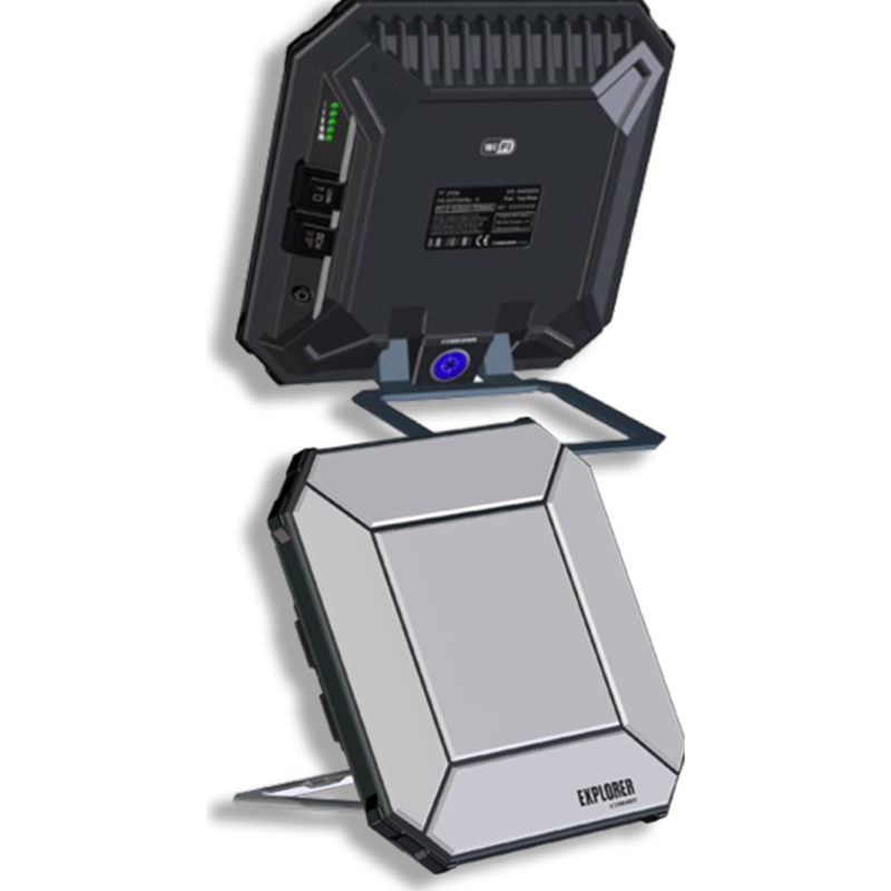 Explorer 510 - Product Feature Image
