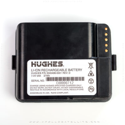 Hughes 9202 Rechargeable Battery