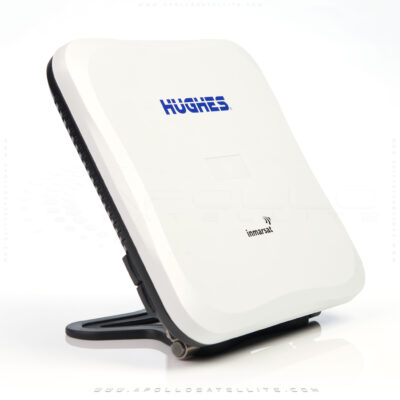 Hughes 9202 BGAN Satellite Terminal Apollo Satellite