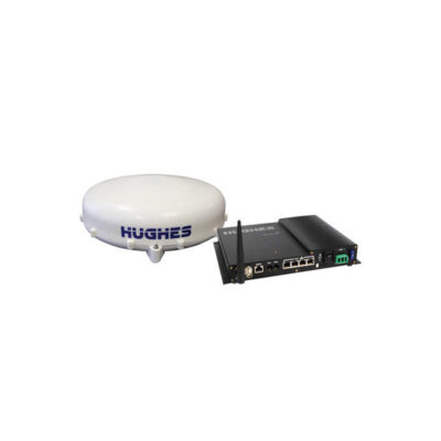 Hughes Mobile BGAN Unit - Product Feature Image