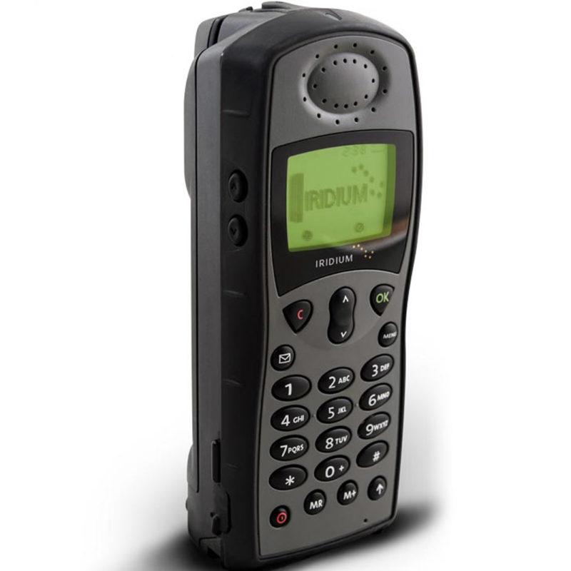 Iridium 9505A Satellite Phone - ProductFeature