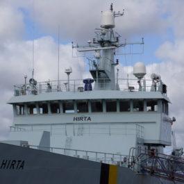 Fleet Broadband - Live on a Ship