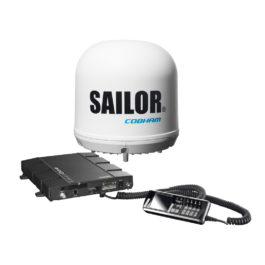 SAILOR Fleet One - Product Feature Image