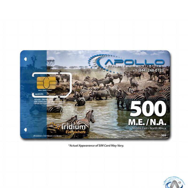 Iridium MENA 500