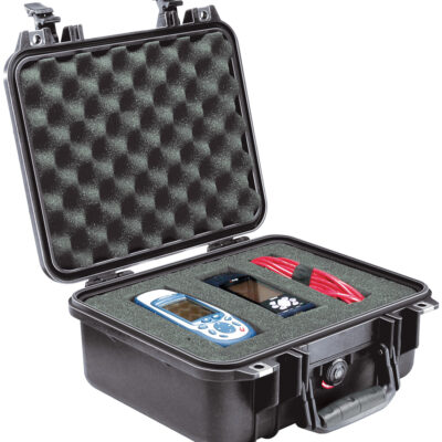 Pelican 1400 Hard Case - Protected Foam Interior Image