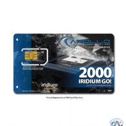 Iridium GO Prepaid Service - Product Feature