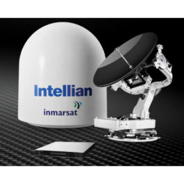 Intellian v100GX - Product Feature Image