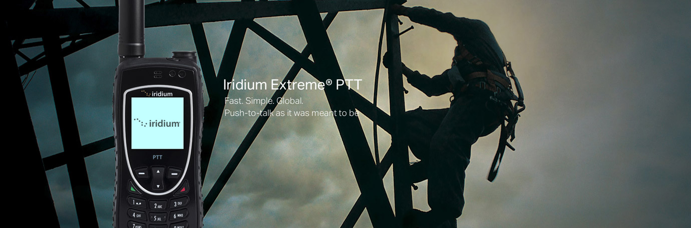 Iridium Top Emergency Response Innovation - Feature Image