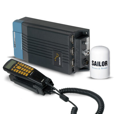 SAILOR SC4150 Iridium fixed satellite telephone system
