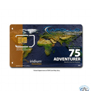 Special Iridium Adventurer Package
