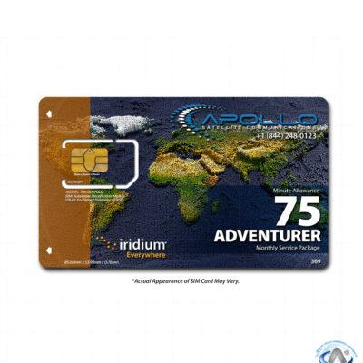 Special Iridium Adventurer Package