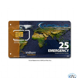 Iridium Emergency Package