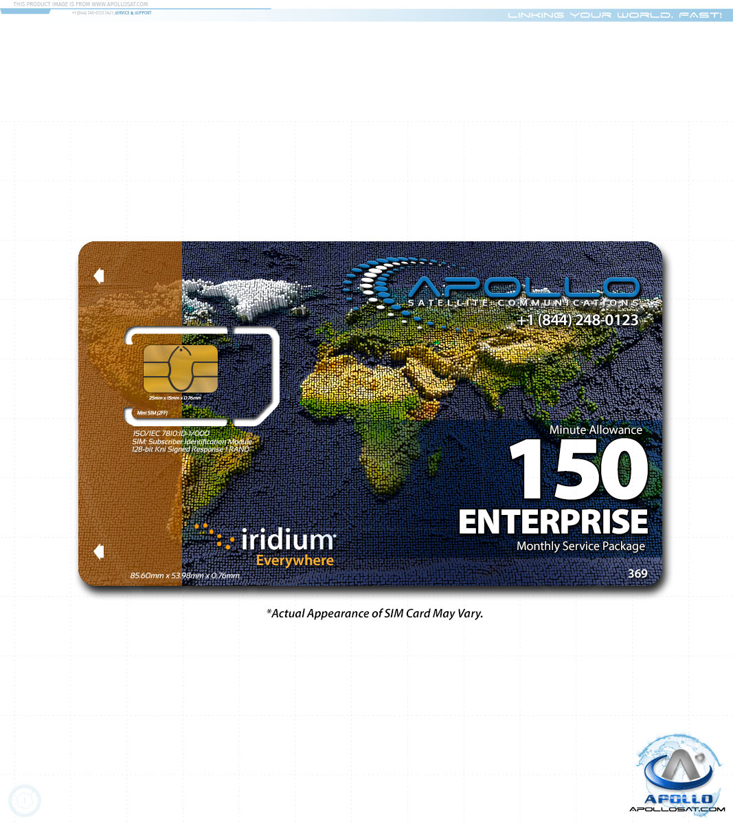 Special Iridium Enterprise Package
