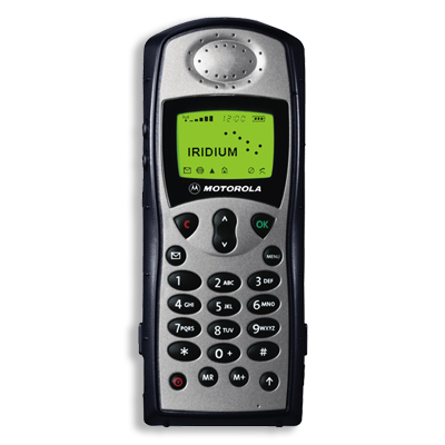 Satellite Phone Rentals - Iridium 9505A