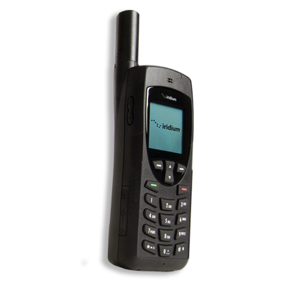 Satellite Phone Rentals - Iridium 9555