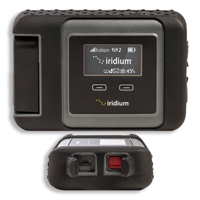 Satellite Phone Rentals - Iridium GO!