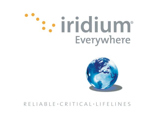 Iridium Pilot - Iridium Logo