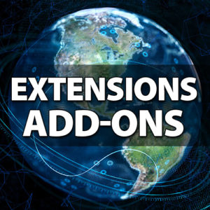 Extensions & Add-on's