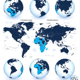 Iridium Africa 300 Minute Prepaid SIM