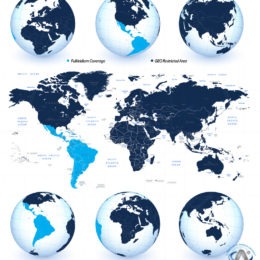 Iridium Latin America 200 Minute Prepaid SIM