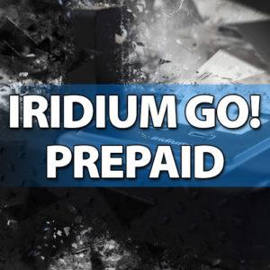 Iridium GO Prepaid Airtime / Service
