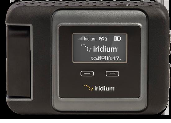 Iridium GO! Satellite HotSpot - Device Image