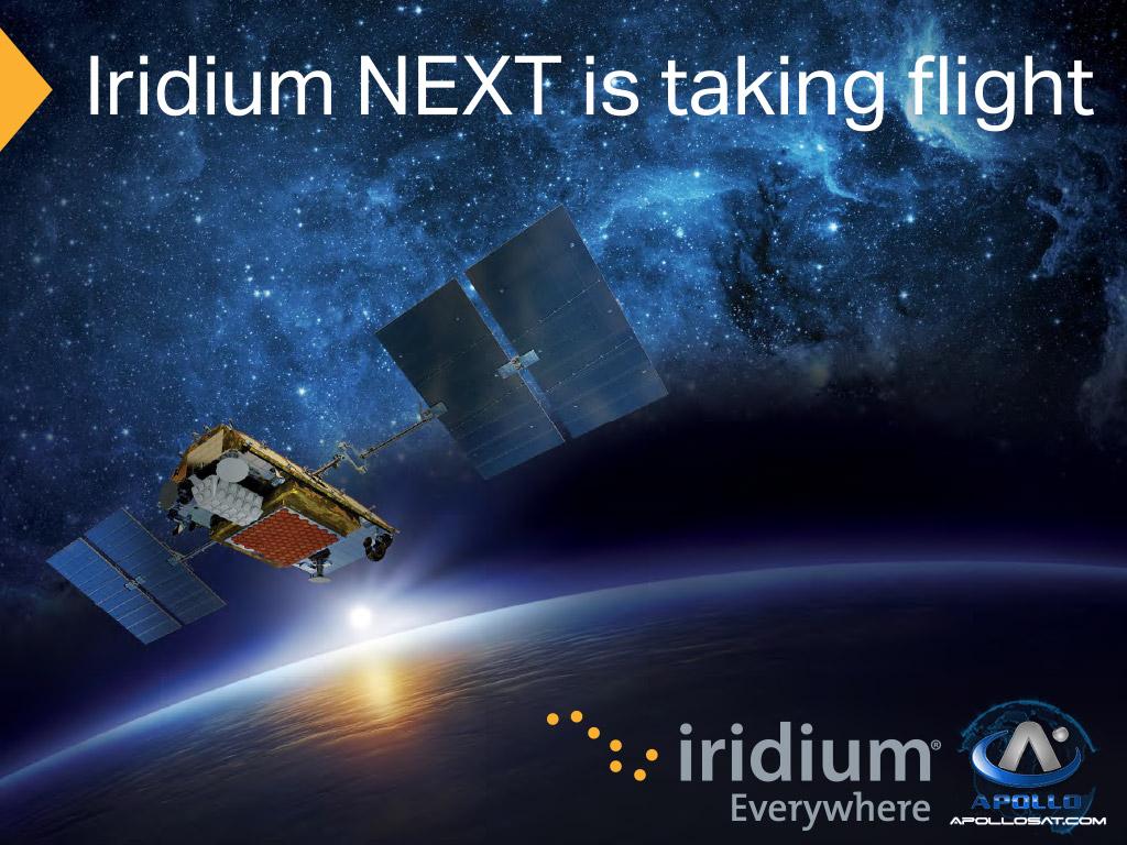Iridium Next Brochure PDF Download