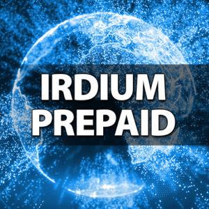 Iridium Prepaid Airtime / Service