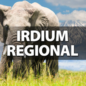 Iridium Regional Prepaid Airtime / Service