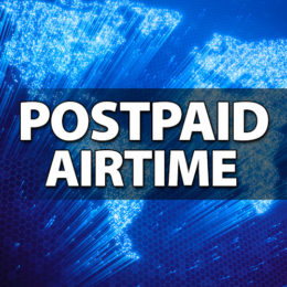 Postpaid Satellite Service / Airtime