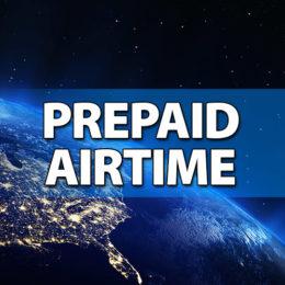 Prepaid Satellite Service / Airtime