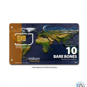 Iridium Bare Bones Package