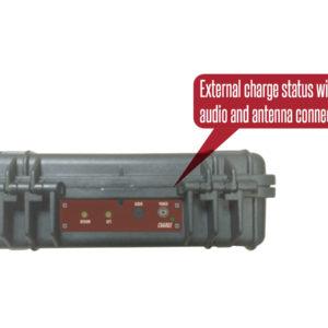 ASE Iridium Extreme PTT BoxDock - Case Shut