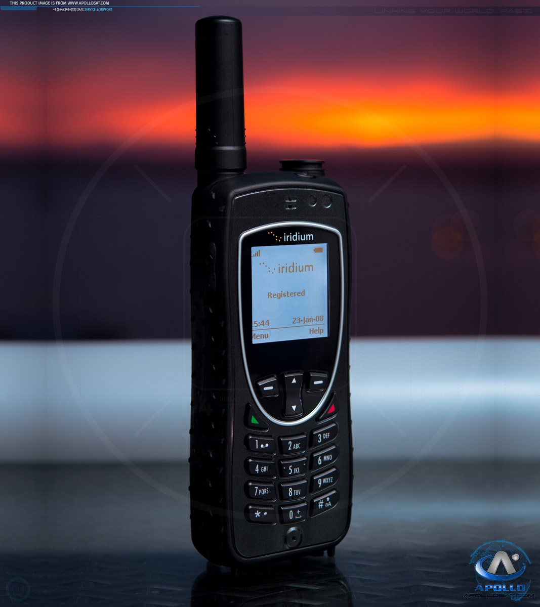 Iridium Extreme 9575 Satellite Phone CPKT1101 | Apollo Satcom
