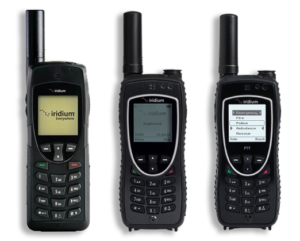 Iridium Satellite Phone Firmware Upgrades - Devices Image
