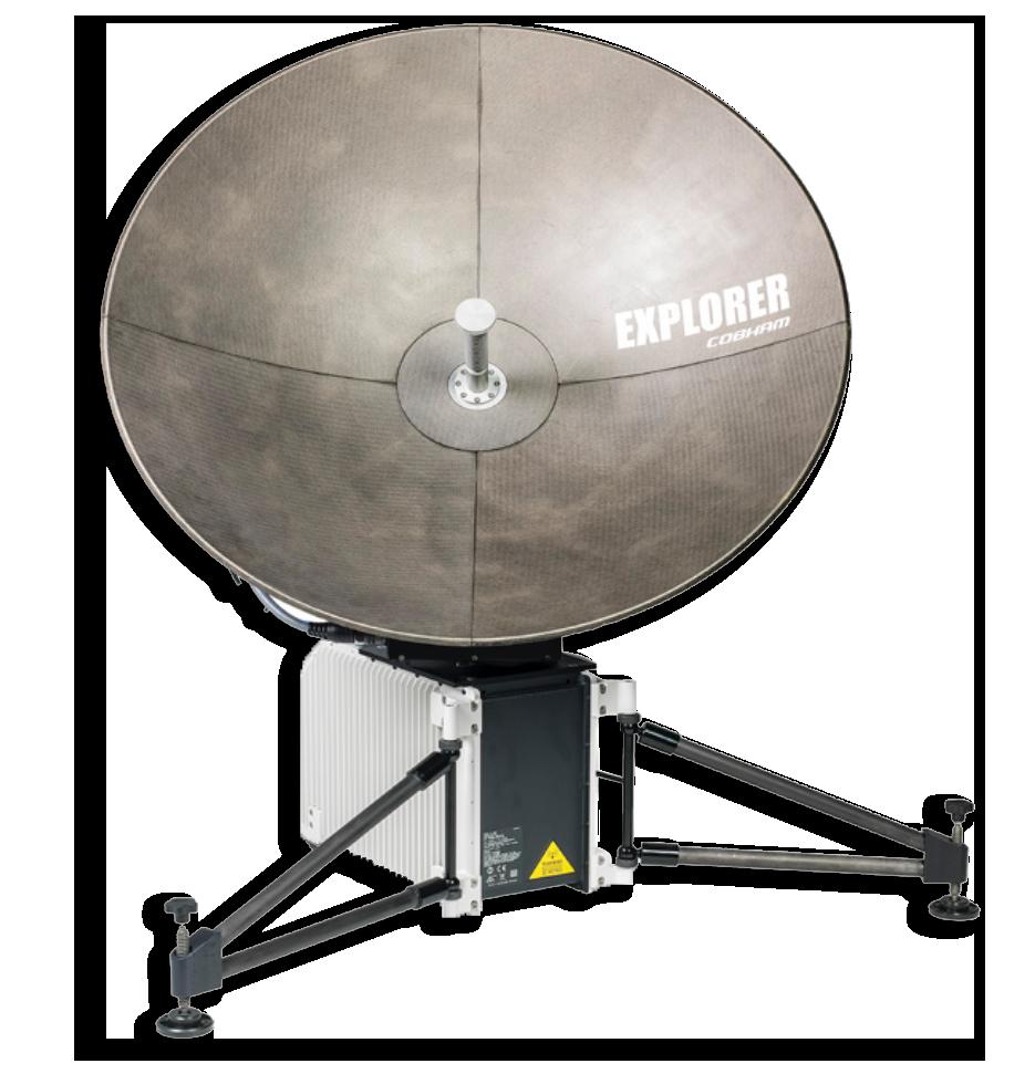 Ship Milestone Article - Explorer 5075GX Device