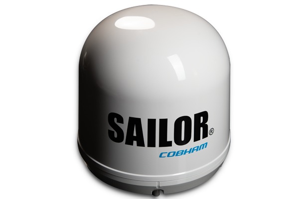 Satellite Phone Europe - Cobham Sailor FleetBroadBand
