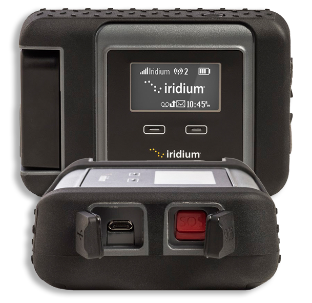 Portable Satellite Internet - Iridium GO