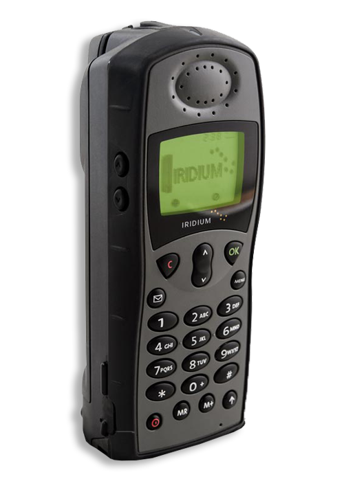 Satellite Phones - Iridium 9505a