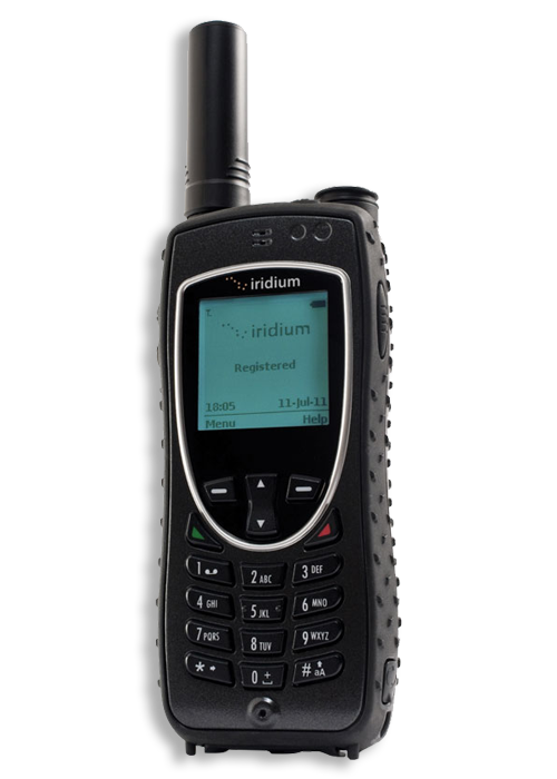 Satellite Phones - Iridium Extreme