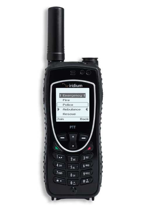 Satellite Phones - Iridium Extreme PTT