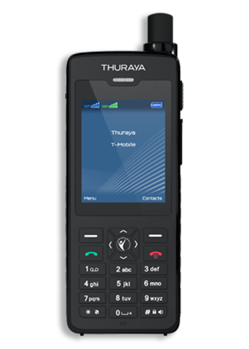 Satellite Phones - Thuraya XT-PRO Dual