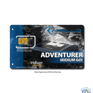 Iridium GO Adventurer