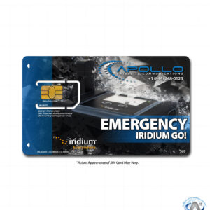 Iridium GO Emergency
